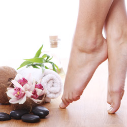 Additional Services to Pedicure
